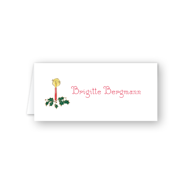 Alpine Angel Place Card