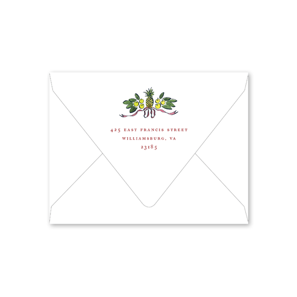 Boston Crest Envelopes
