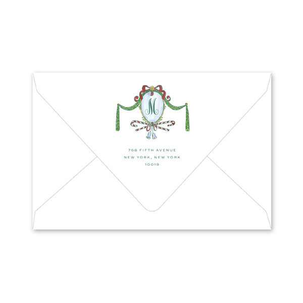 Park Avenue Crest Envelopes