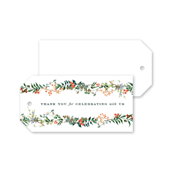 Winterberry Gift Tags