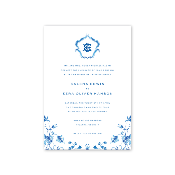 Palladio Wedding Invitation