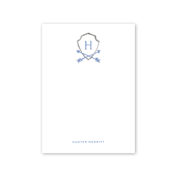 Camp Adventure Arrow Notepad