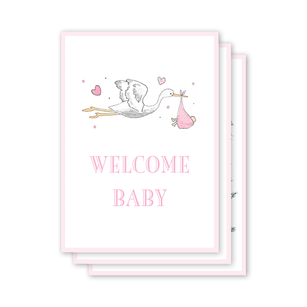 Little Princess Milestone Cards