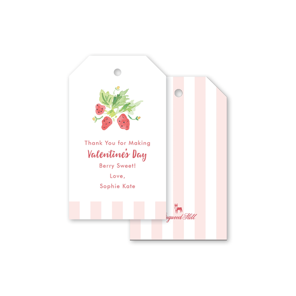 Berry Sweet Gift Tags