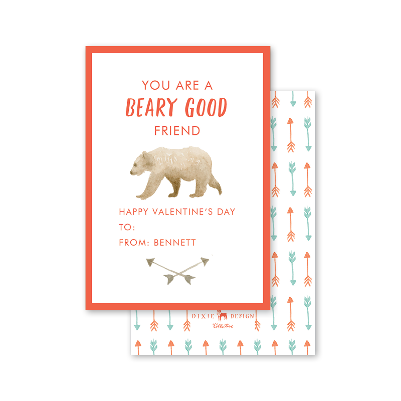 Beary Good Valentine