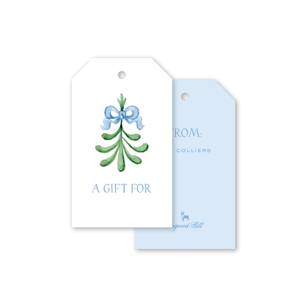 Mistleberry Gift Tags