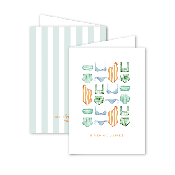 Somerset Folded Notecard