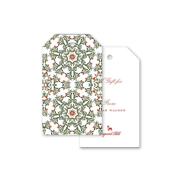 August Garden Gift Tags