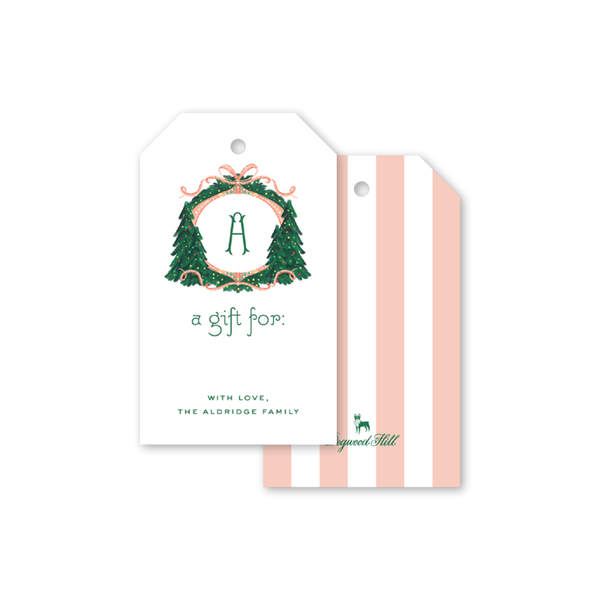 Bells and Baubles Gift Tags