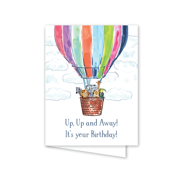 Up Up and Away Birthday