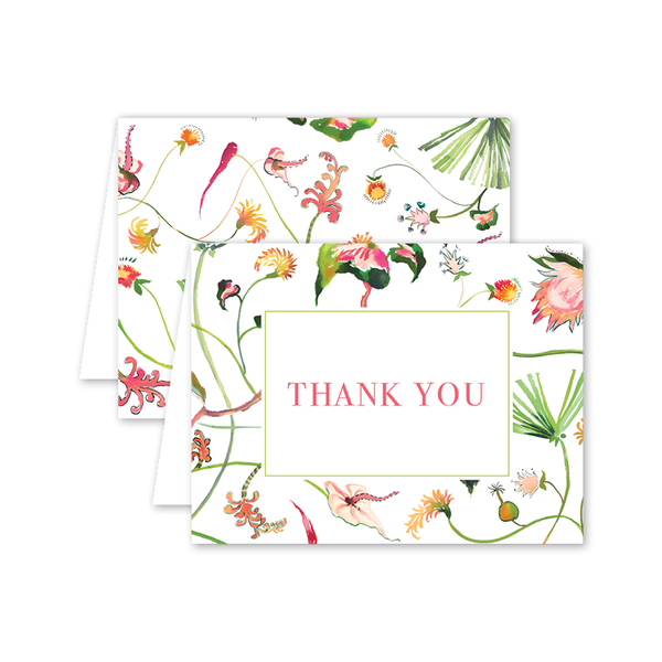 Chintz Exotica Thank You