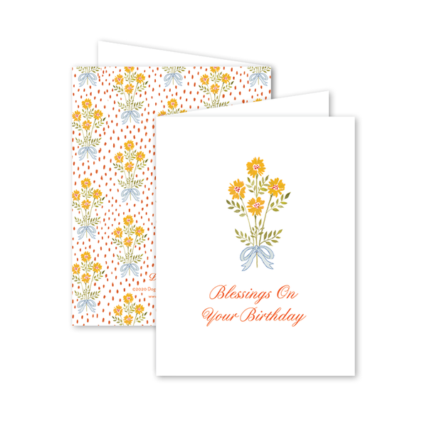 Lacie Dot Birthday Card