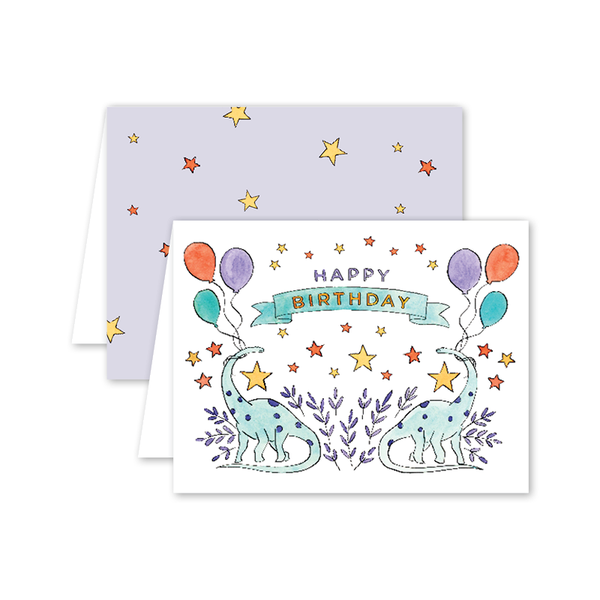 Science Birthday Card
