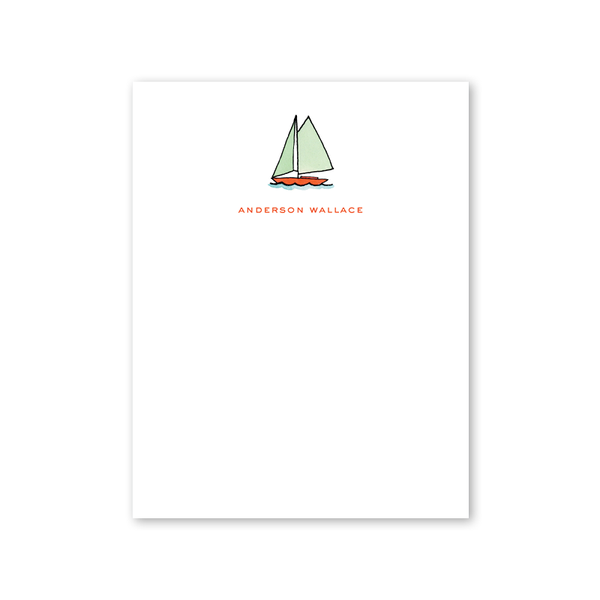 Beach Crest Notepad