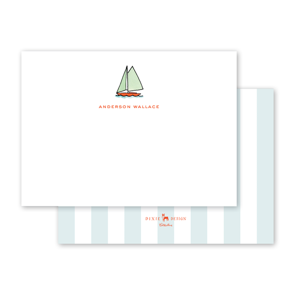 Beach Crest Notecard