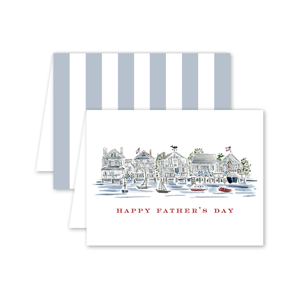 Nantucket Father's Day Card