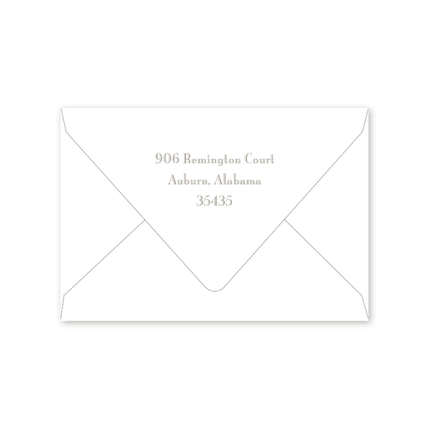 Cottontails Notecard Envelopes