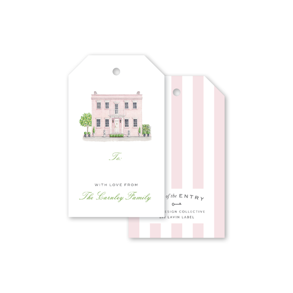 Savannah Gordon Street Gift Tags