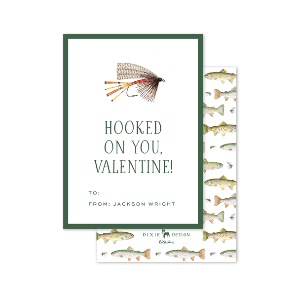 Fly Fishing Bait Valentine