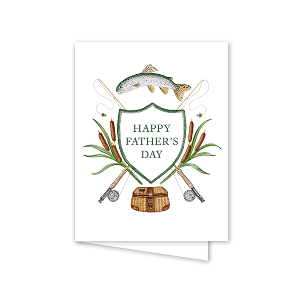 Fly Fishing Father's Day