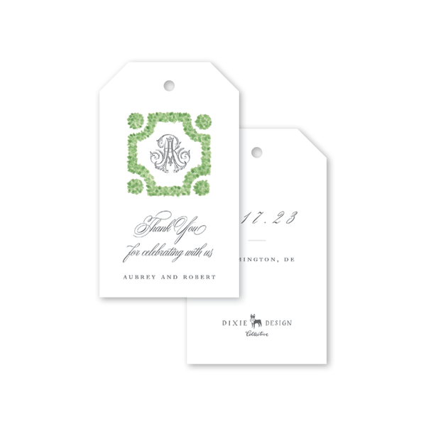 Parterre Gift Tags