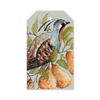 Partridge in a Pear Tree Gift Tags