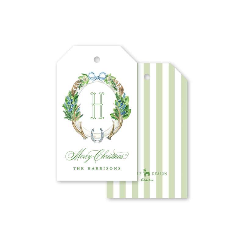 Tennessee Christmas Gift Tags