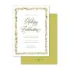 Pine and Berry Invitation