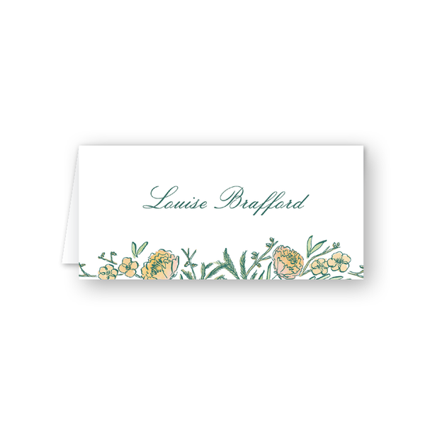 Brafford Place Card