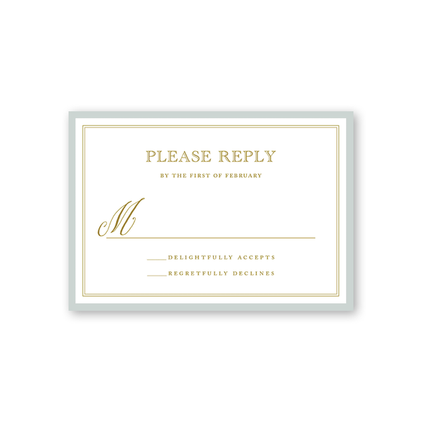 Virginia Reply Card