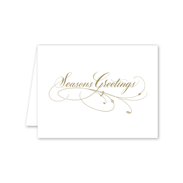 Seasons Greetings Card Pack