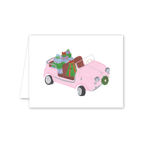 Holiday Car Folded