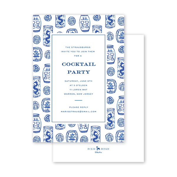 Imperial Blue Cocktails