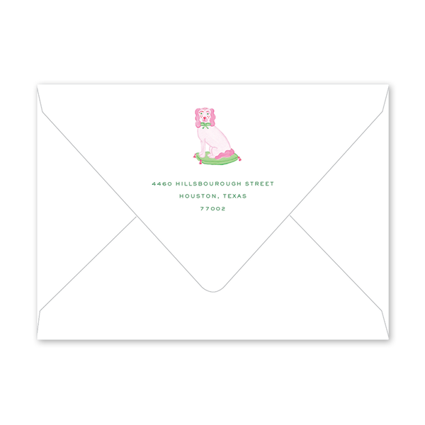 Pink and Green New Year Envelopes