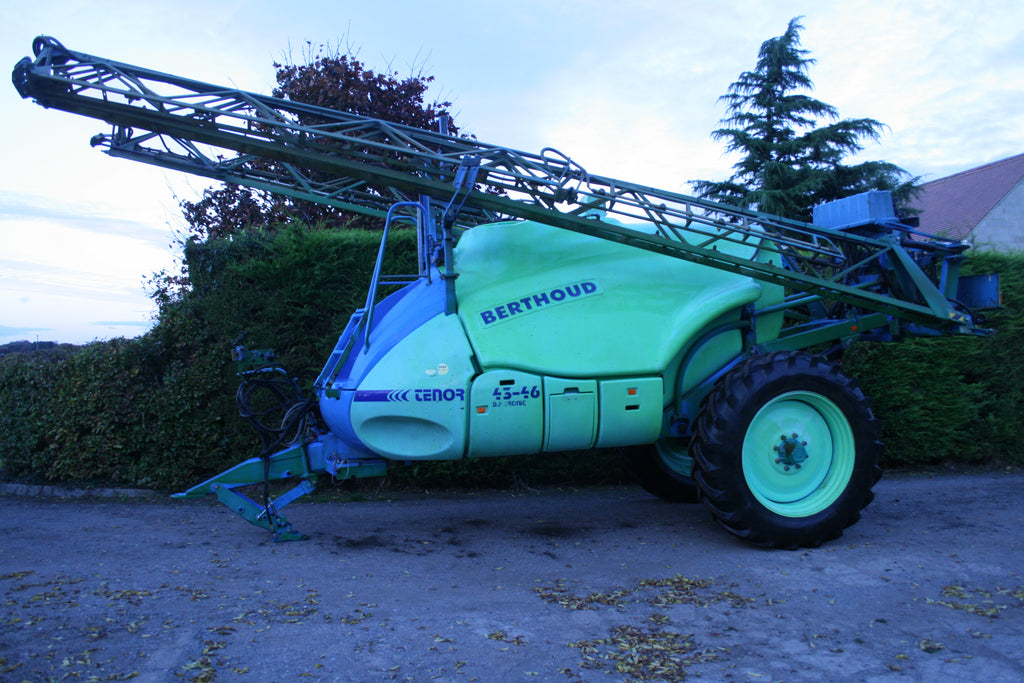 Trailed Berthoud Sprayer 30m with 4500L Tank (11000221)