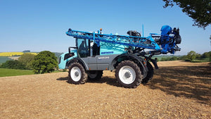 Self Propelled Berthoud Raptor 28m Sprayer with 3200Litre Tank - EX DEMO