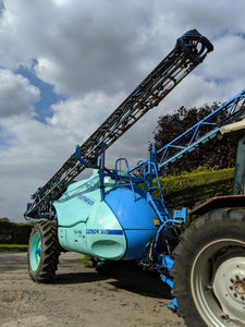 Trailed Berthoud Sprayer 24m with 3200L Tank (11000201)
