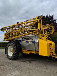 Trailed Chafer Sprayer 36m with 4000L Tank (11000224)