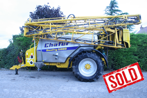 Trailed Chafer Sentry 36m Sprayer with 5000Litre Tank (11000206) - SOLD