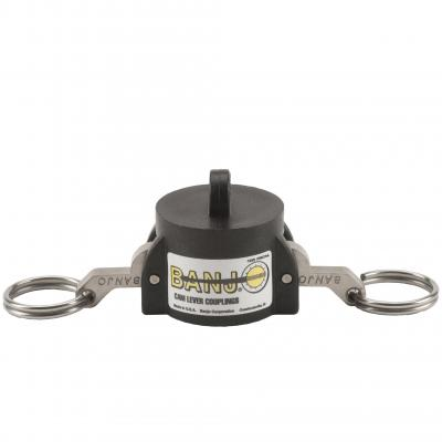 Cam Lever Couplings : Part Cap - Cap for IBC Valve with Short Arms