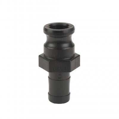 Cam Lever Couplings : Part E - Male Adapter x Hose Tail