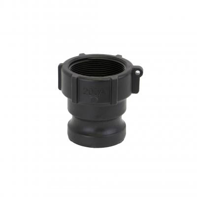 Cam Lever Couplings : Part A - Male Adapter x Female Thread