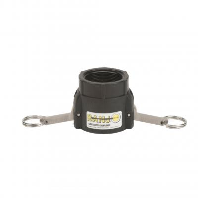 Cam Lever Couplings : Part D - BSP Thread - Female Coupler 2""