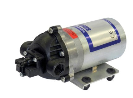 8000, 8090 & 8020 Series Diaphragm Pumps - Bypass and Automatic-Demand Pumps 115 VAC and 230 VAC