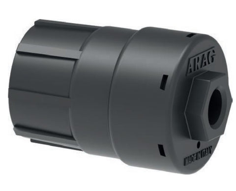 "Arag - ""Flow Stop"" Air closure valve"