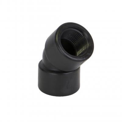 Pipe Fittings : Elbow - 45 Degree