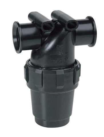 Line Filters - Series 324 - threaded coupling (Female threads G 1/2 and G 3/4)