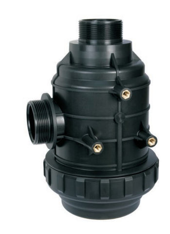 "Suction Filter - Series 316 - threaded coupling 2"" BSP"