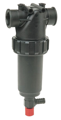 "Self-cleaning - Line Filters - Series 328 - threaded coupling (G 1""1/4 & G 1""1/2)"