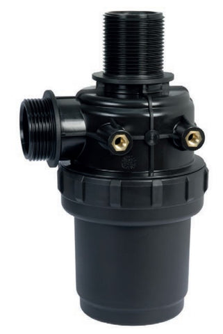 "Suction Filter - Series 312 - threaded coupling G 1"" 1/4"